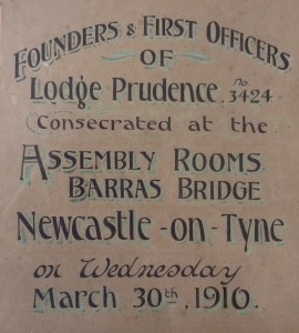 Lodge Prudence 3424