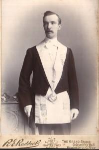 W.Bro Edward Ward Watson