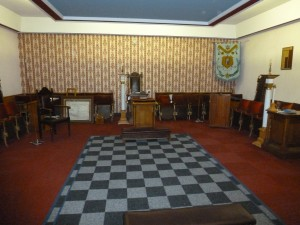 Masonic Temple, Byker
