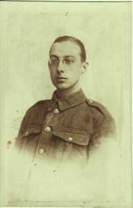 William Marcus Bell August 1917 Tyne and Wear Archives
